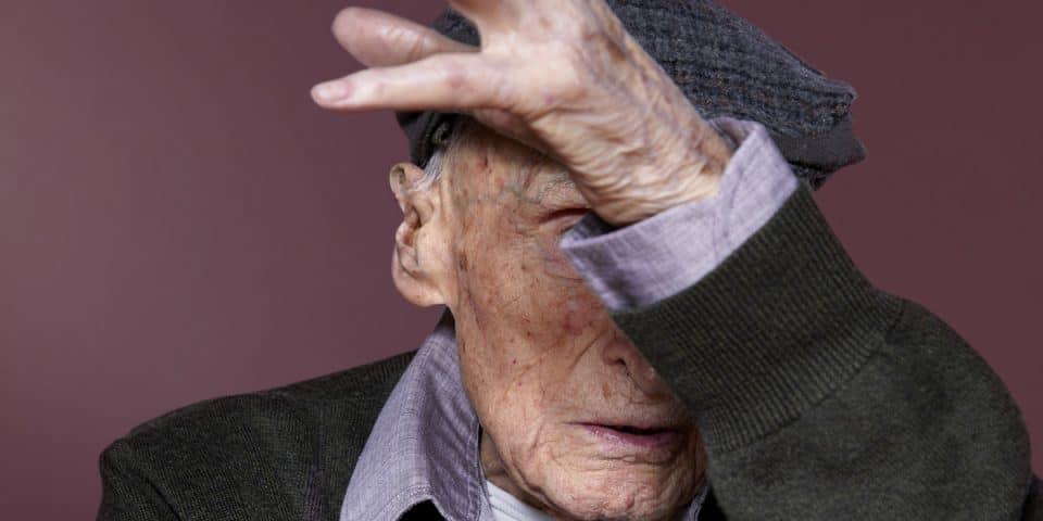 Portraits de centenaires