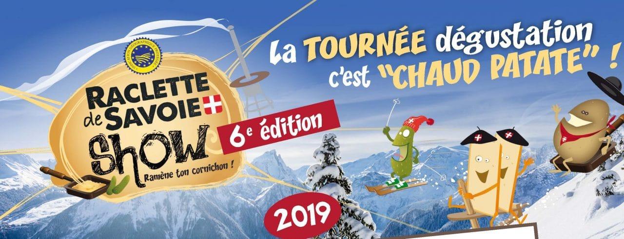 La Fromagerie Coopérative des Hauts de Savoie vous convie à une dégustation de Raclette de Savoie IGP le 23 Novembre 2019!