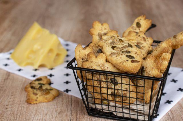 crackers apéritif Emmental de Savoie IGP Pochat et fils