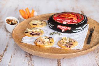 mini pizzas Reblochon de savoie aop Pochat & fils