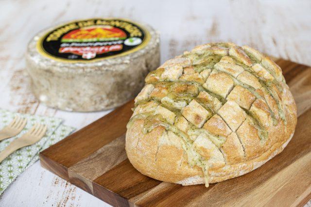 pain apéritif tomme ail des ours pochat et fils
