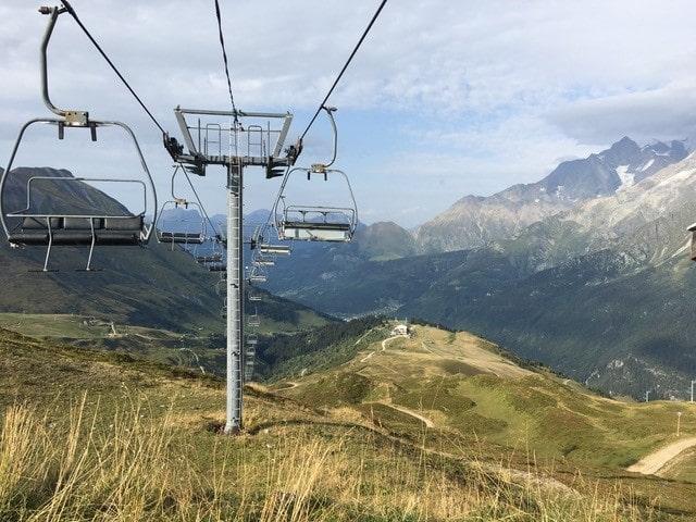 alpage ski Pochat fromages Savoie