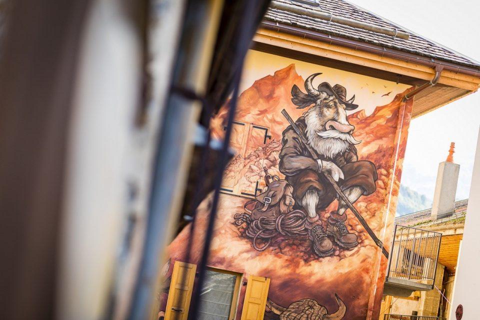 Découvertes insolites au Grand-Bornand : Oh la vache, c'est de l'art !