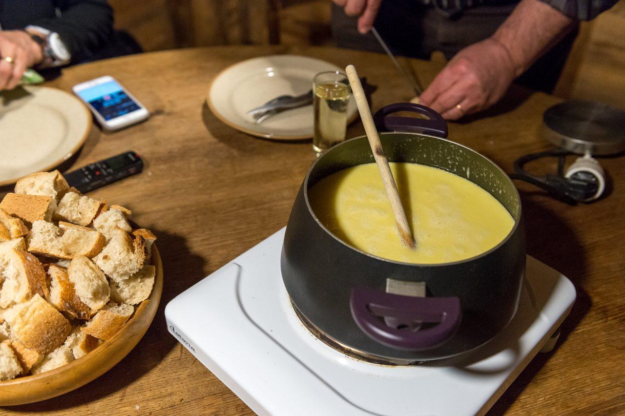 La fondue royale, un plat savoyard d'exception !