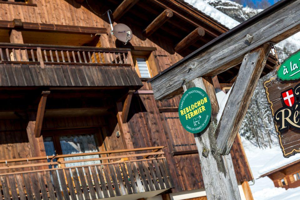 Reblochon de Savoie Fermier AOP Pochat