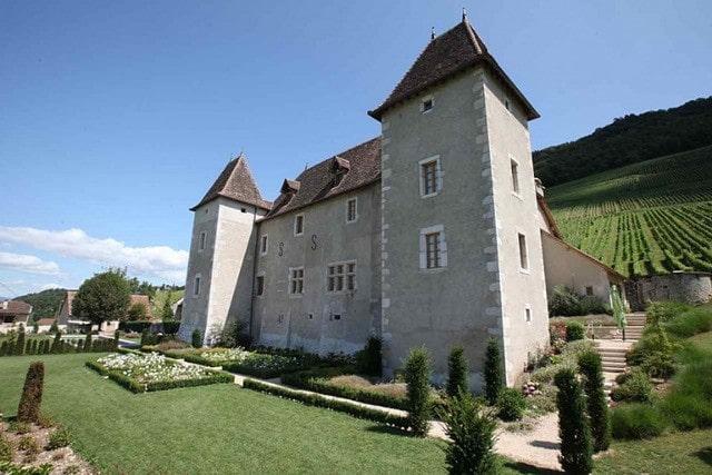 Chateau de la Mar domaine viticole Pochat