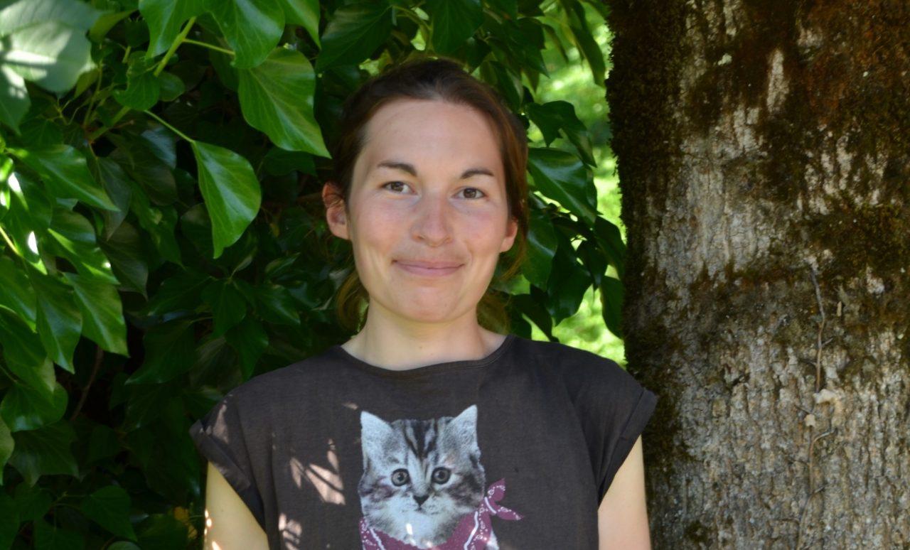Interview de Gwendoline Bergoend