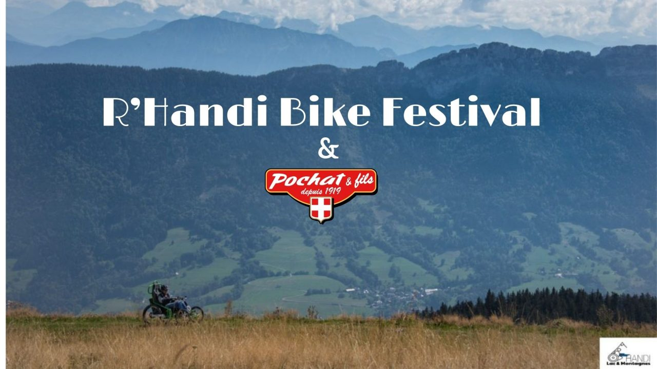 R'Handi Bike Festival – 11 & 12 septembre 2021